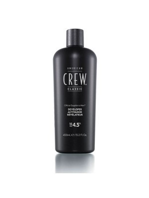 American Crew – Haartönung – Precision Blend Peroxide 4,5% 450ml