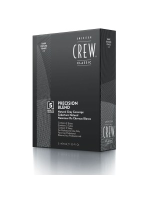 American Crew – Haartönung – Precision Blend Dark 3X40ml