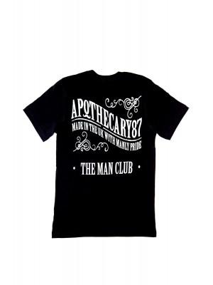 Apothecary87 - Original T-Shirt Black Size S