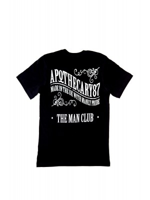 Apothecary87 - Original T-Shirt Black Size XL