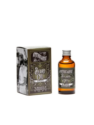 Apothecary87 - The Unscented Beard Oil 50ml
