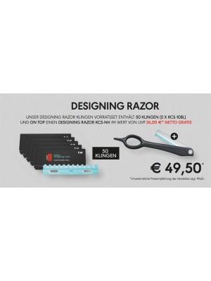Kasho - Designing Razor