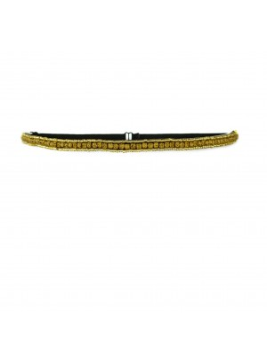 Great Lengths - Tassel - Bond Gold Headband