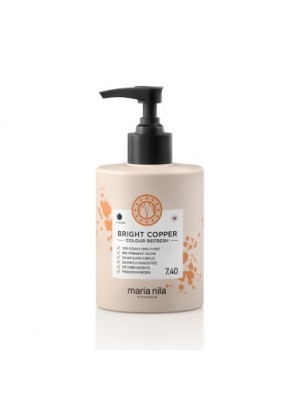 Maria Nila Colour Refresh: Bright Copper 7.40 300ml