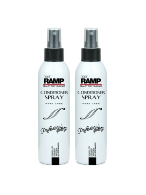 HaarRamp Perücken-Pflege - Conditioner Spray Set DUO