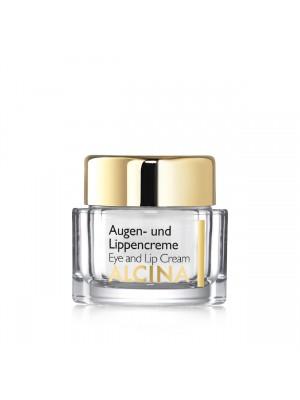 Alcina Augen- und Lippen-Creme 15 ml