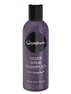 Silvershine Shampoo - Great Lengths - 1l