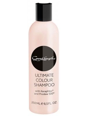 Ultimate Colour Shampoo - Great Lengths - 250 ml