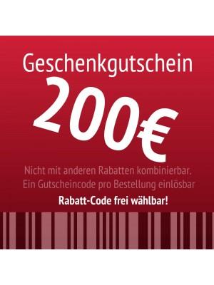 Hairlando.de - Geschenkgutschein 200EUR