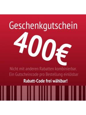 Hairlando.de - Geschenkgutschein 400EUR