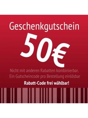 Hairlando.de - Geschenkgutschein 50EUR