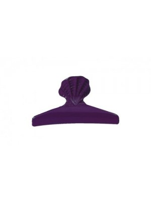 Fripac-Medis Fashion Hair-Clips violett