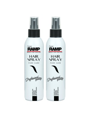 HaarRamp Perücken-Pflege - Hair Spray Set DUO