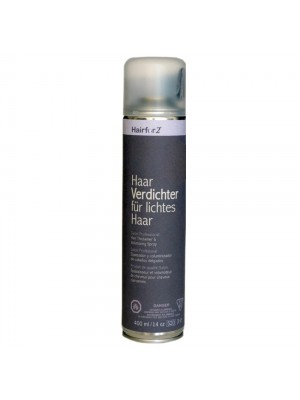 Hairfor2 Haarverdichter Nr. 40 - grau - 400 ml