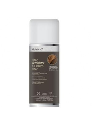Hairfor2 Haarverdichter Nr. 26 - hellbraun - 100 ml