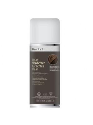 Hairfor2 Haarverdichter Nr. 24 - mittelbraun - 100 ml