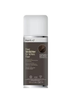 Hairfor2 Haarverdichter Nr. 22 - dunkelbraun - 100 ml