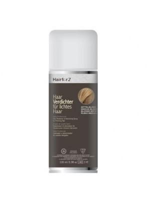 Hairfor2 Haarverdichter Nr. 34 - mittelblond - 100 ml