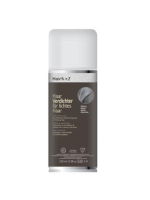 Hairfor2 Haarverdichter Nr. 40 - grau - 100 ml