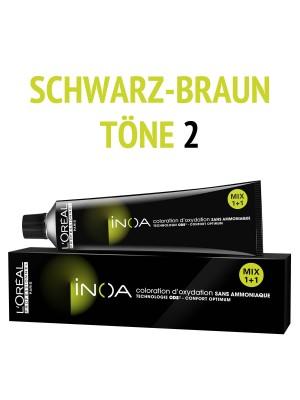 L´Oréal Professionnel - Inoa Haarfarbe 2 - 60 ml