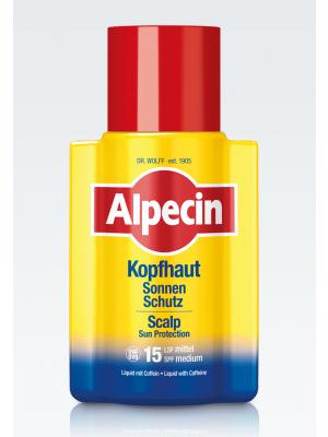 Alpecin – Kopfhaut Sonnen-Schutz
