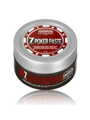 L'Oréal Styling - Homme Poker Paste 75ml