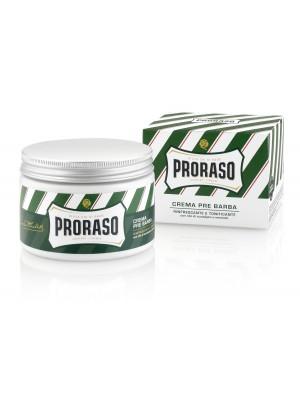 Preshave Cream green Refresh Professional