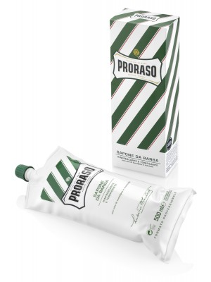Shaving Cream green Refresh Professional