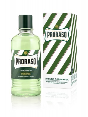 After Shave Lotion green Refresh Professional