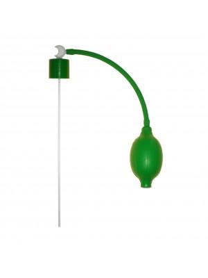 Zerstäuber für 400ml Flasche grün