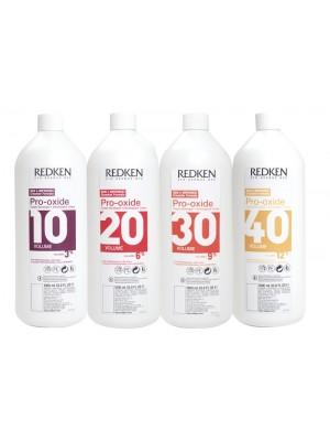 Redken Pro-Oxide Developer Cream 10 Volume (3%) 1000 ml - Entwickler