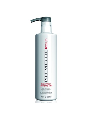 Paul Mitchell® Super Clean Sculpting Gel® 500 ml