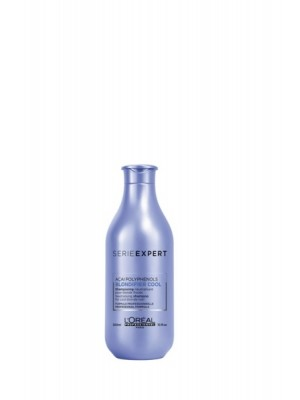 SERIE EXPERT BLONDIFIER Cool Shampoo, 300 ml