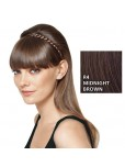 Great Lengths HAIRDO French Braid Band Midnight Brown