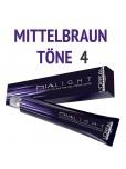 L´Oréal Professionnel - Dia Light Haarfarbe 4 Mittelbraun 50 ml