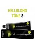 L´Oréal Professionnel - Inoa Haarfarbe hellblond 8 - 60 ml