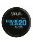 Redken Rough Clay 20 - Mattierende Paste 50 ml