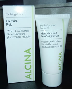 Alcina Hautklar-Fluid 50 ml
